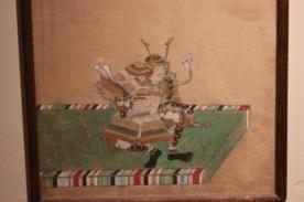 One of the Samurai Appliques